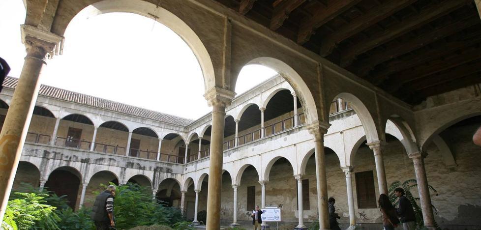 Convento de la Trinidad: espejos donde mirarse