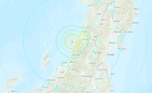 Un terremoto de 6,8 grados Richter castiga el norte de Japón y genera una alerta de tsunami