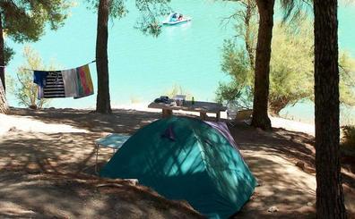 Campings y bungalós en Málaga idóneos para este verano