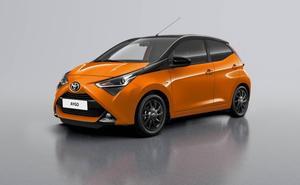 Toyota Aygo x-cite, desde 11.900 euros