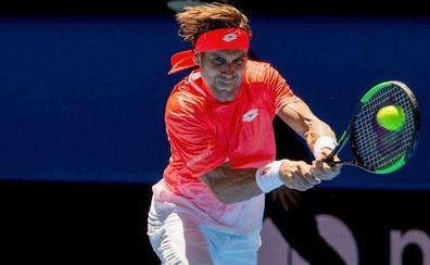 David Ferrer volverá a las pistas en Marbella para disputar la Senior Master Cup
