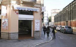 Urbanismo adjudica la obra para completar la peatonalización del entorno del mercado de Atarazanas