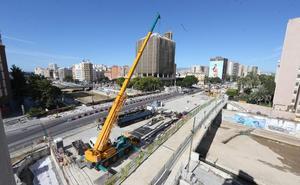 La Junta confía en adelantar la llegada del metro al Centro de Málaga a finales de 2020