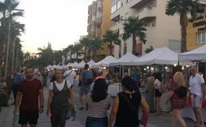 Estreno del Mercado Marinero de Torre del Mar