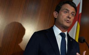 Valls: «No voy a construir un partido, pero ayudaré a unir al constitucionalismo»