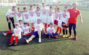 El Atlético Juval mantiene su apuesta por la cantera 65 años después de su fundación