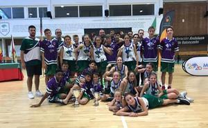 EBG Málaga, campeón provincial en minibasket masculino