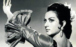 Lola Flores en serie
