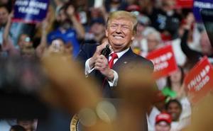 Trump moviliza a sus seguidores en Orlando para compensar el recelo puertorriqueño