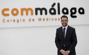 Jorge Alonso sustituirá a Eva Fragero en la dirección médica del Hospital Clínico de Málaga
