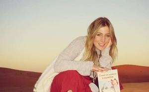 Andrea Rodríguez, pareja de Pablo Ráez, presenta en Marbella su libro 'Cuando nos volvamos a encontrar'