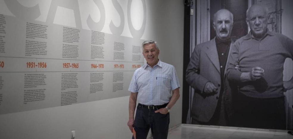 Fridman: «La amistad entre Iliazd y Picasso apenas había sido considerada»