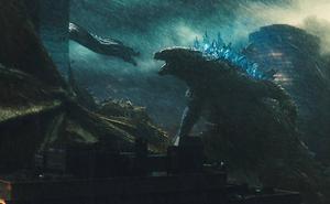 Incombustible Godzilla