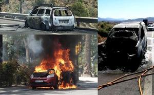 ¿Por qué razón puede arder un coche?