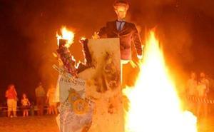 La noche de San Juan en Málaga acoge un alegato contra el hambre en el mundo