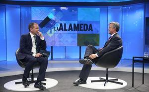 García Urbano: «Cuando eres el alcalde más votado puedes ser un buen presidente de la Diputación»