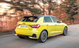 Audi A1 Sportback: compacto de aspecto dinámico