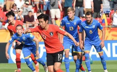 Un Mundial que ha enseñado el potencial ucraniano y coreano