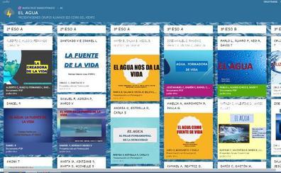 Un proyecto sobre el agua del IES Cerro del Viento, premiado por las sociedades científicas de España