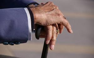 Málaga tiene ya más de 25 jubilados por cada cien personas en edad de trabajar