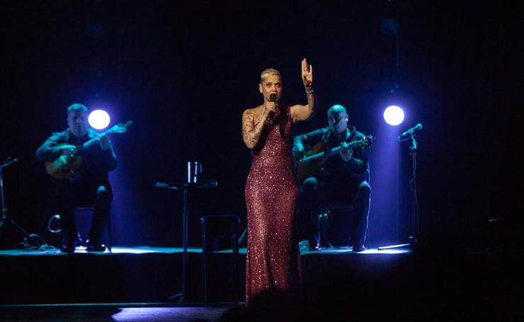 Mariza abre los conciertos del Terral 2019