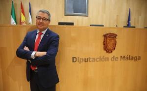 Vía libre para que Francisco Salado presida la Diputación