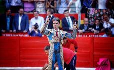 José Tomás esculpe en Granada una tarde de pureza y verdad