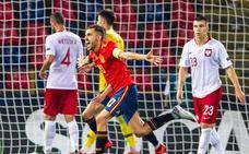 Fabián y Ceballos se confirman como el futuro de La Roja
