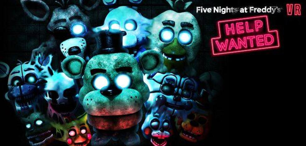Videoanálisis de Five Nights at Freddy's VR: Help Wanted