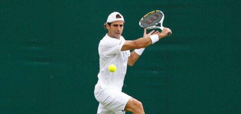 Triunfo de Menéndez y derrota de Davidovich en la fase previa en Wimbledon
