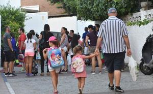 Las clases en Primaria vuelven a ser de una hora de duración desde el próximo curso