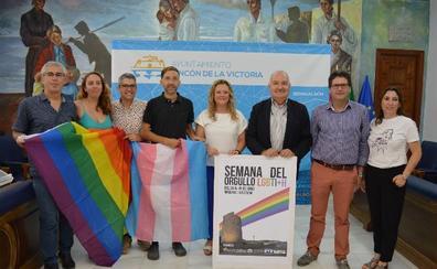 Rincón de la Victoria celebra la Semana del Orgullo LGTBI