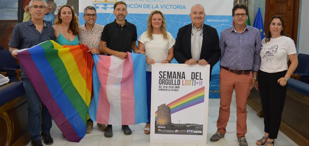 Rincon de la Victoria celebrates LGBTI Pride Week
