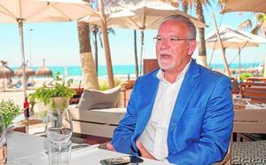 Alberto Muñoz: «Con un mercado global el crecimiento del aeropuerto de Málaga es fundamental»