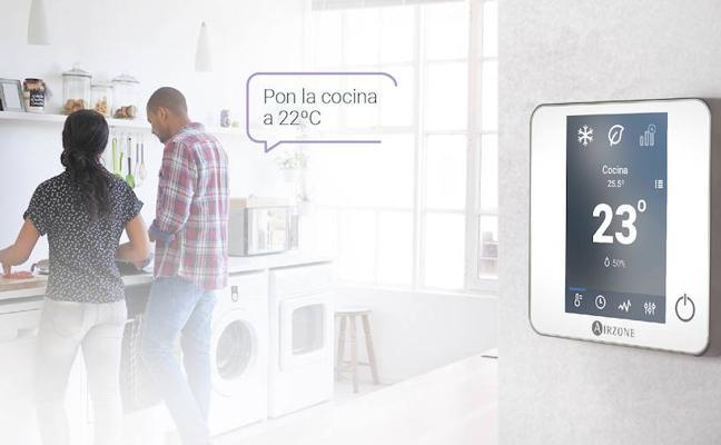 Airzone ahora es compatible con Google Assistant y Amazon Alexa