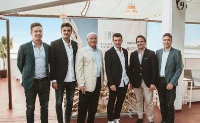 Antonio Banderas será la imagen para promocionar el complejo Picasso Towers