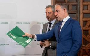 El presupuesto andaluz recibe un total de 595 enmiendas para su debate final