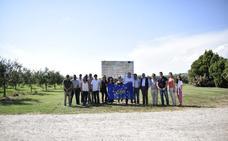 Cámaras térmicas e infrarrojas, drones y satélites para evaluar la lucha contra la Xylella fastidiosa