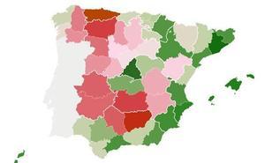 Málaga, un imán de nuevos residentes: en 2018 recibió a 26.506 extranjeros y 17.519 españoles