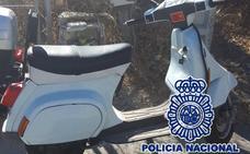 Detenido en Málaga un administrador de fincas por llevarse cinco motos de un taller objeto de un lanzamiento judicial
