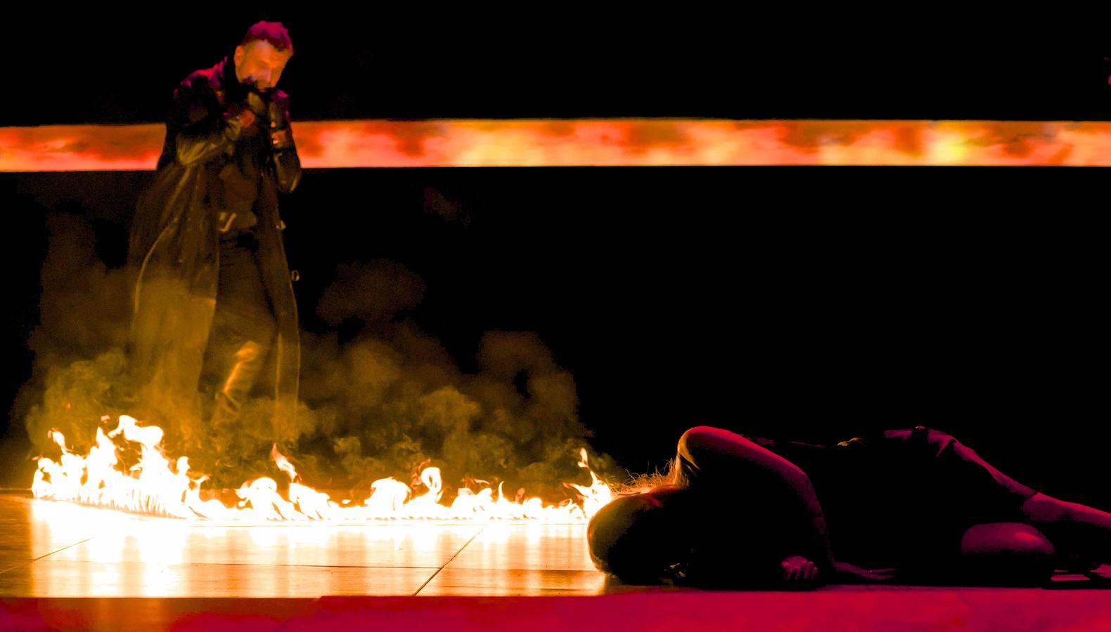 El aeropuerto de Málaga retransmitirá la ópera 'II Trovatore' en una iniciativa pionera con el Teatro Real