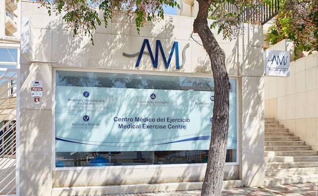AMS consolida en Marbella su apuesta por la recuperación de la salud a través de la Fisioterapia y el ejercicio