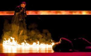 La ópera del Teatro Real aterriza en cuatro aeropuertos