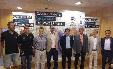 Málaga acoge el campeonato de España infantil masculino y femenino de waterpolo