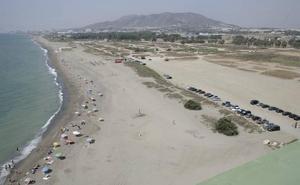 La Junta condiciona el parque en Arraijanal al riego con agua reciclada