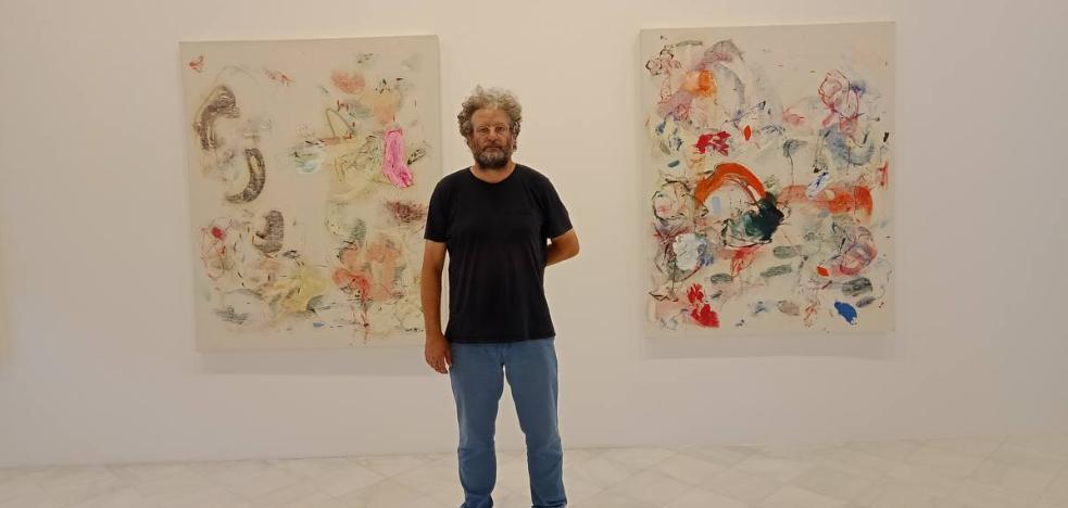 El malagueño Cristóbal Ortega cruza su camino pictórico con Lezama Lima