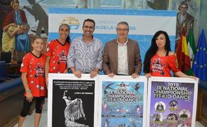 Rincón de la Victoria celebra el IX Campeonato Nacional de Fit-Kid Dance y el VII Certamen de Baile Español en estilo libre
