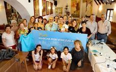 El padre Cacho pide ayuda para su misión en Venezuela con una marcha solidaria