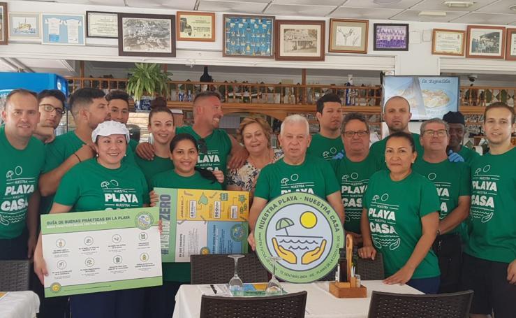 La Costa del Sol celebra el Día del Chiringuito