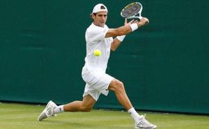 Wimbledon se queda sin malagueños tras caer Menéndez ante Vesely